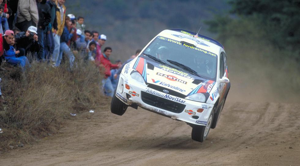 Los mejores coches de Colin McRae - Ford Focus WRC