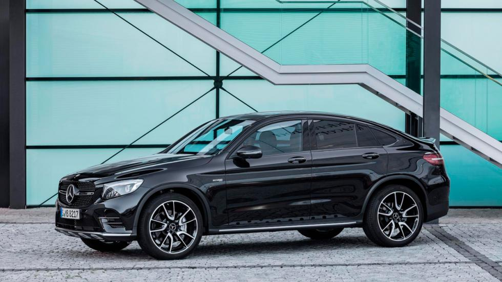 Mercedes-AMG GLC43 Coupé (X)