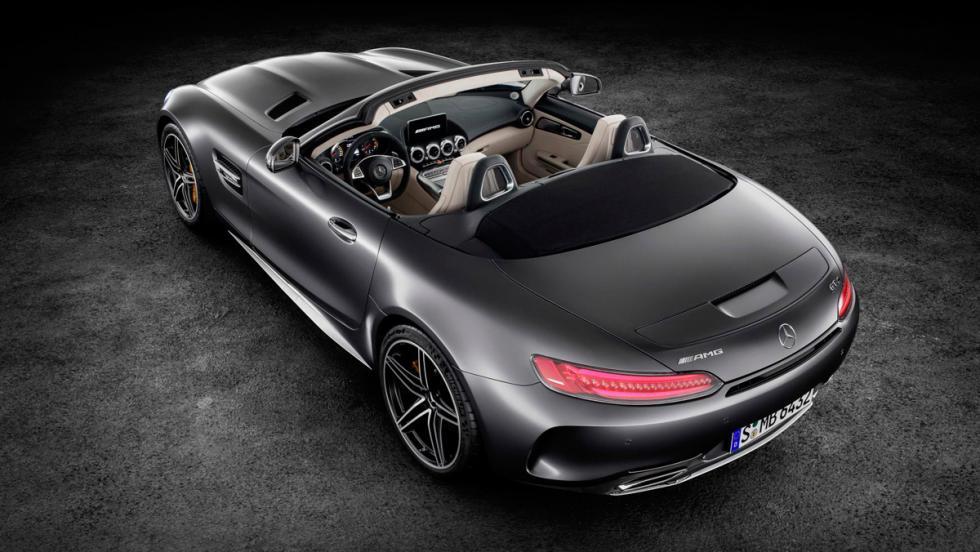 Mercedes-AMG GT C Roadster (12)