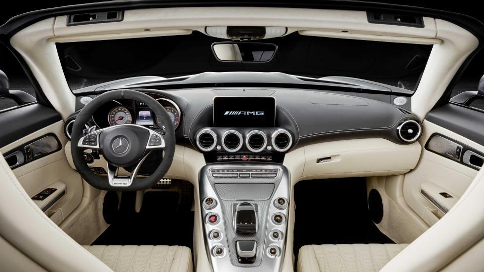 Mercedes-AMG GT C Roadster (14)