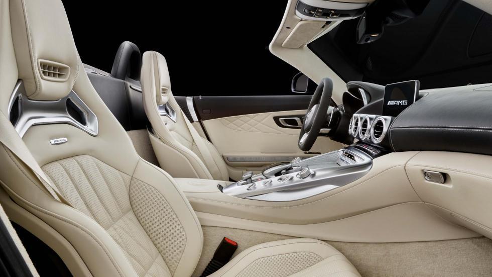 Mercedes-AMG GT C Roadster (15)