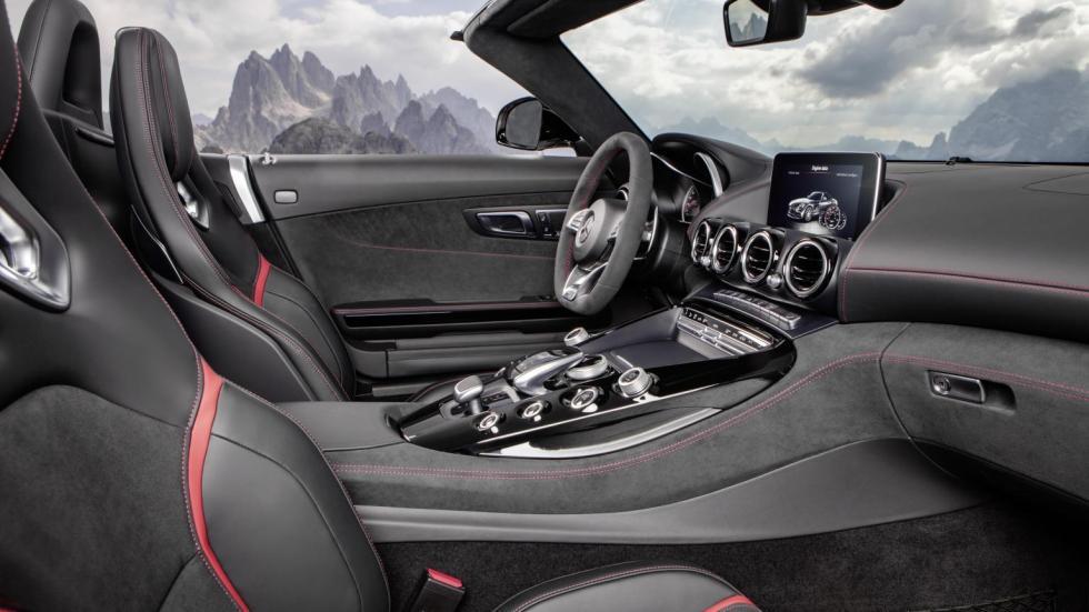 Mercedes-AMG GT C Roadster (18)
