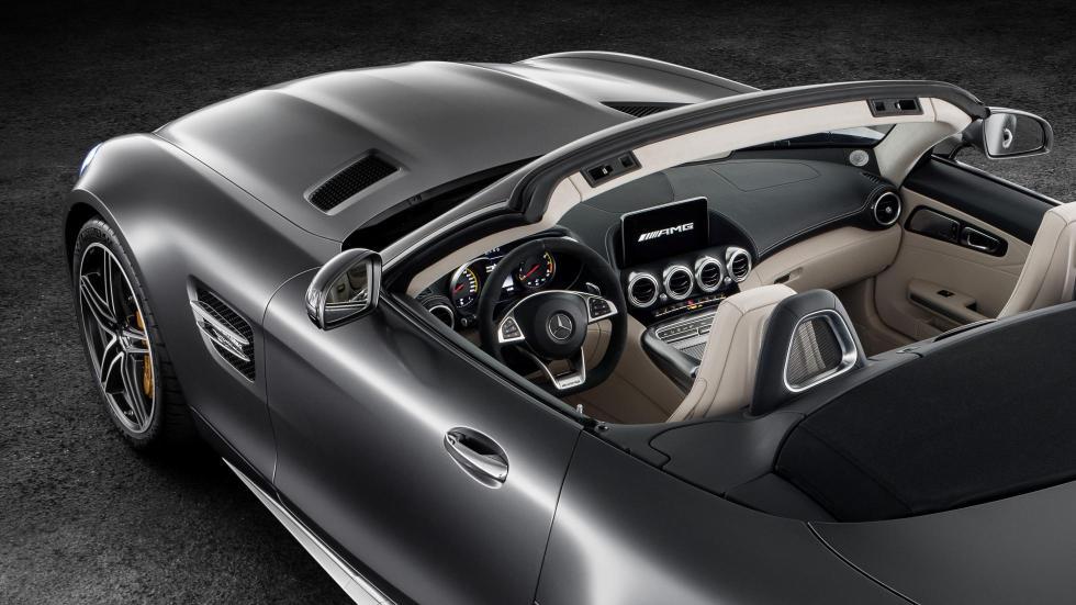 Mercedes-AMG GT C Roadster (7)