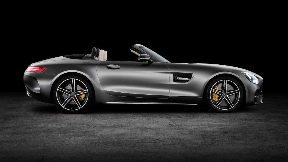 Mercedes-AMG GT C Roadster (8)