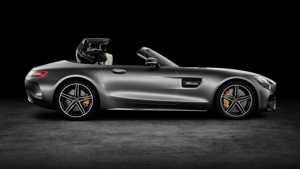 Mercedes-AMG GT C Roadster (9)