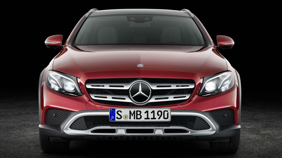 Mercedes Clase E All-Terrain