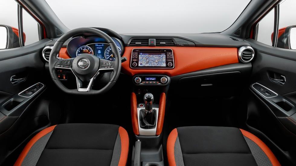 Nissan Micra 2017 utilitario japones nuevo ciudad coche