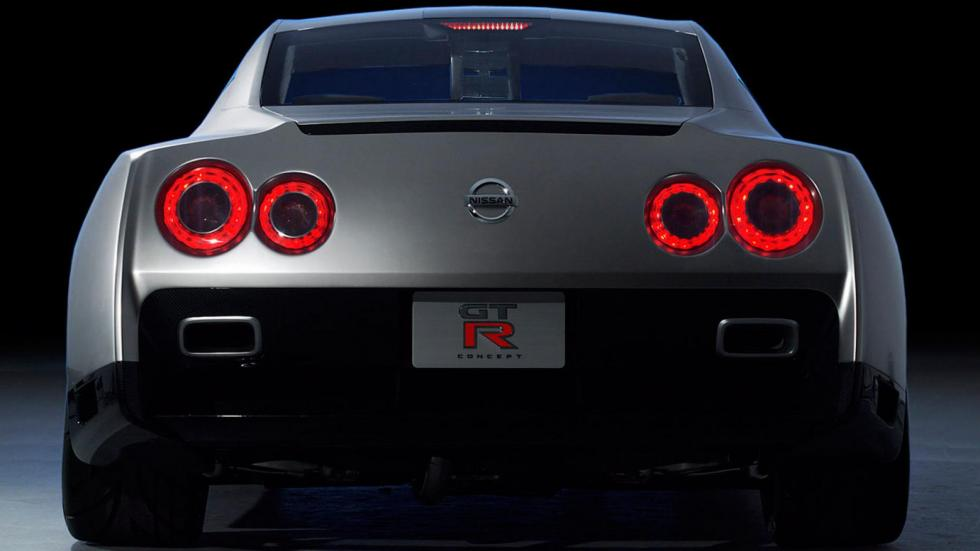 Nissan Skyline GT-R concept prototipo car 2001
