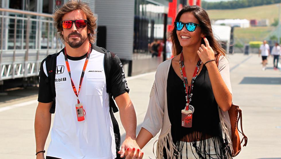 Novias Fernando Alonso