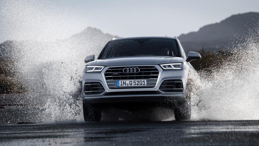 Nuevo Audi Q5 2017 (I)