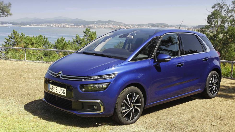 Nuevo Citroën C4 Picasso (III)