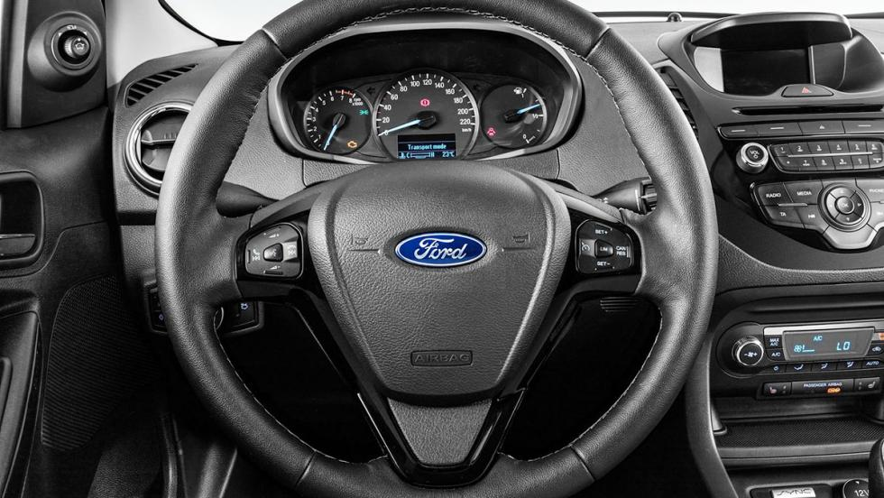 Nuevo Ford KA+