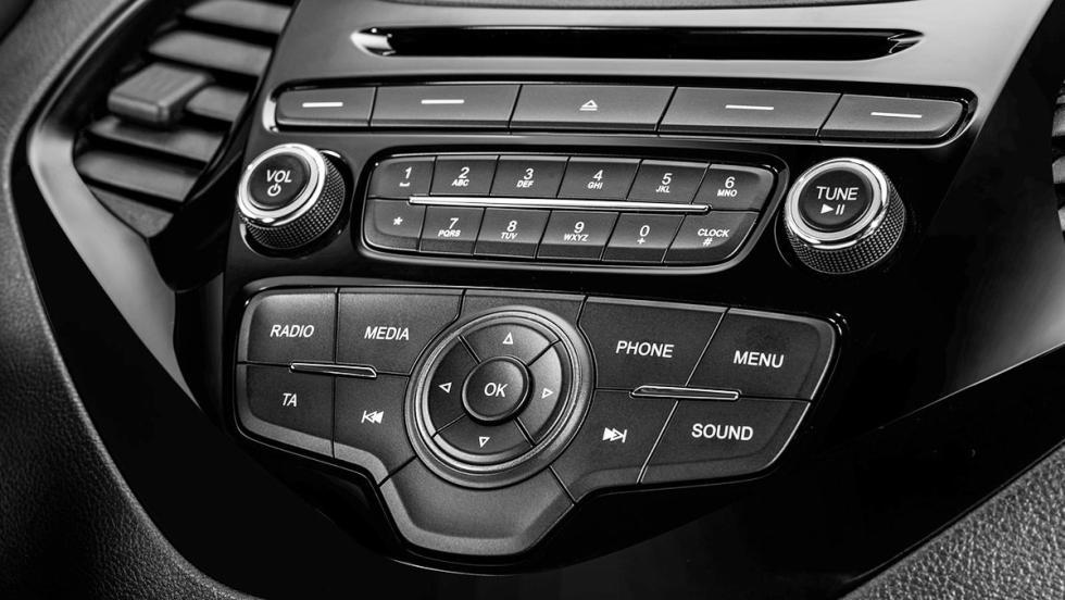 Nuevo Ford KA+