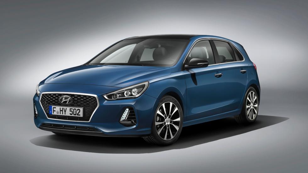 Nuevo Hyundai i30 2017 (II)