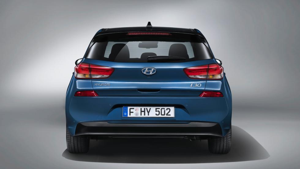 Nuevo Hyundai i30 2017 (IV)