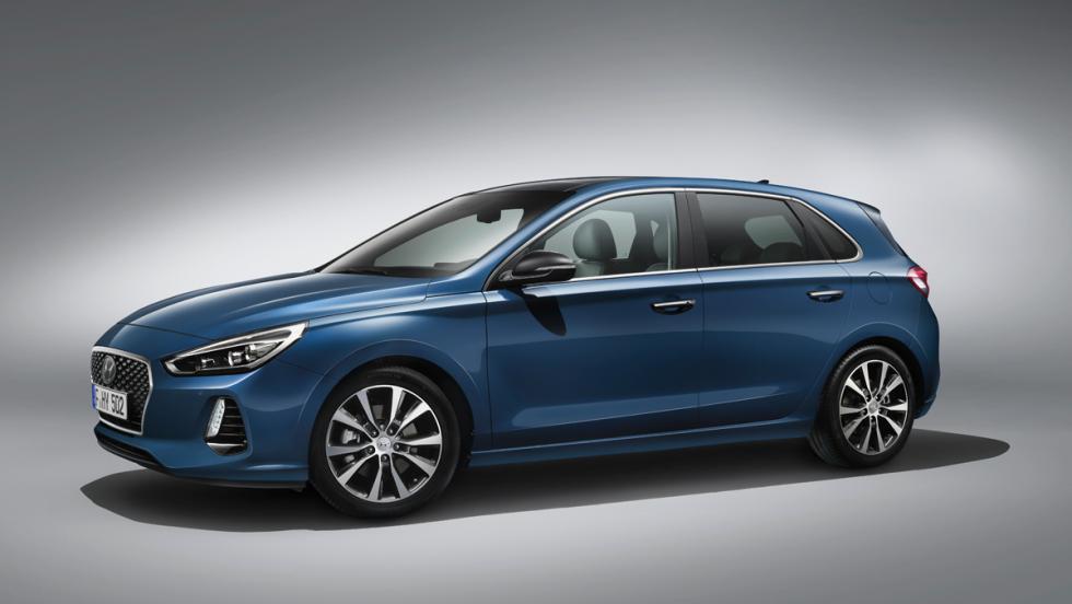 Nuevo Hyundai i30 2017 (V)