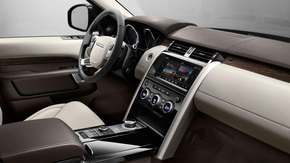 Nuevo Land Rover Discovery 2017 (I)