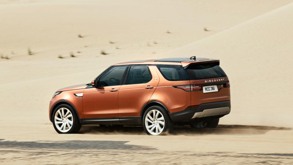 Nuevo Land Rover Discovery 2017 (IV)