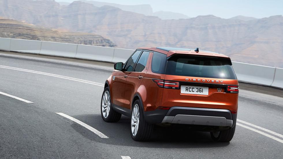 Nuevo Land Rover Discovery 2017 (VI)
