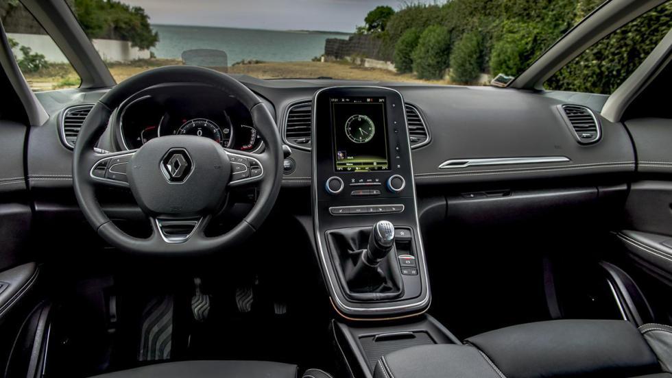 El nuevo Renault Scénic 2016, al detalle