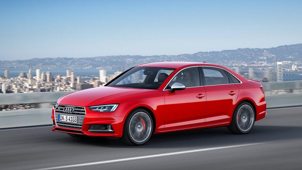 Nuevos Audi S4 y Audi S4 Avant