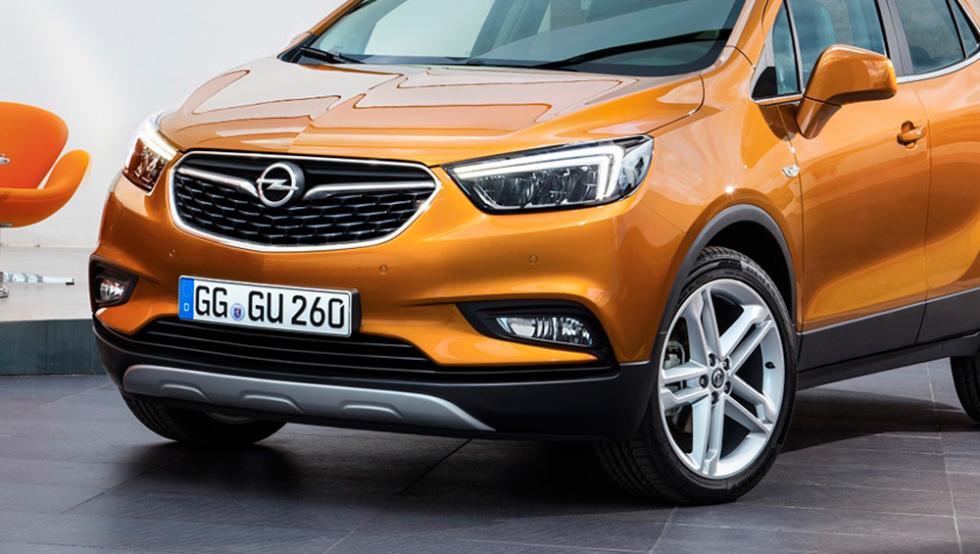 Opel Mokka X detalle