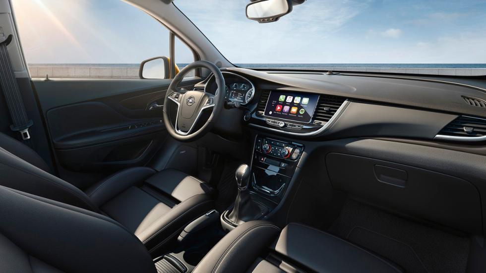 Opel Mokka X interior