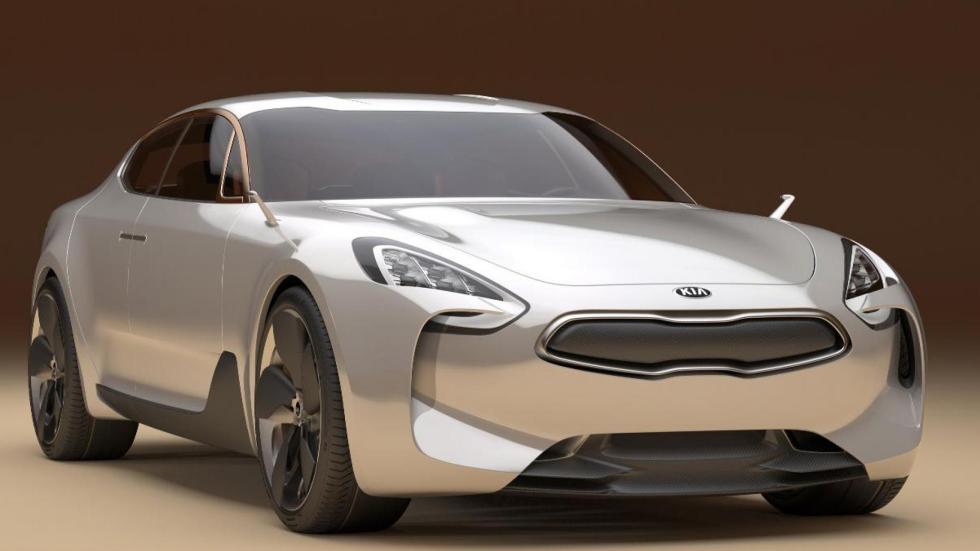 Peter Schreyer Kia GT Concept diseñador diseño coches mejores