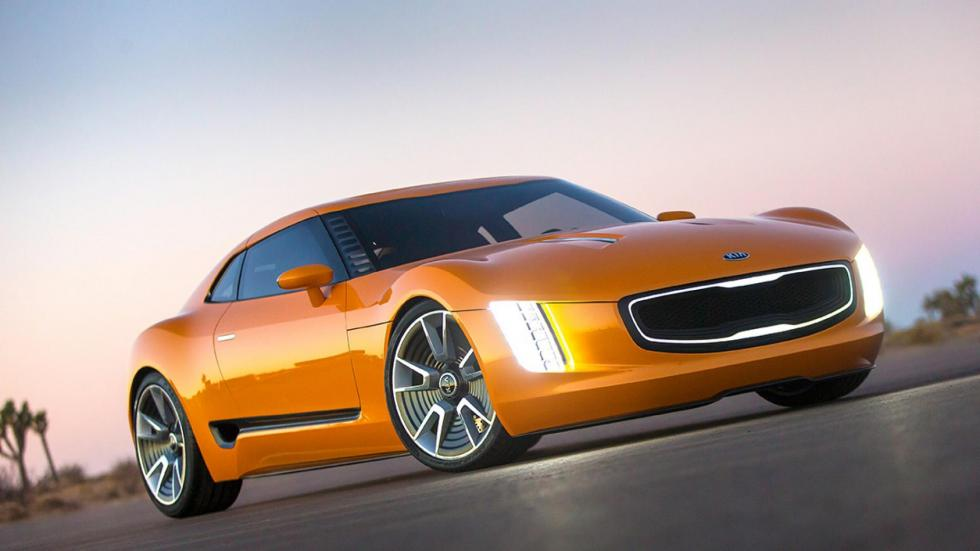 Peter Schreyer Kia GT4 Stinger diseñador diseño coches mejores