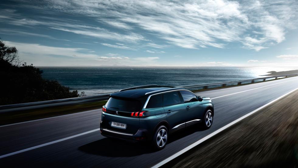 Peugeot 5008 2017 (V)