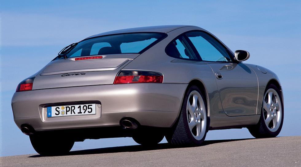 Porsche 911 (996) - 1998-2005 - 18.000 euros