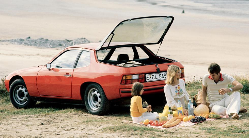 Porsche 924 - 1976-1988 - 4.000 euros
