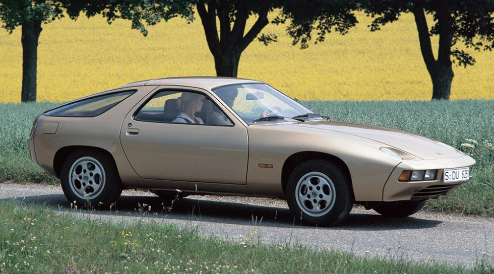 Porsche 928 - 1978-1995 - 14.000 euros