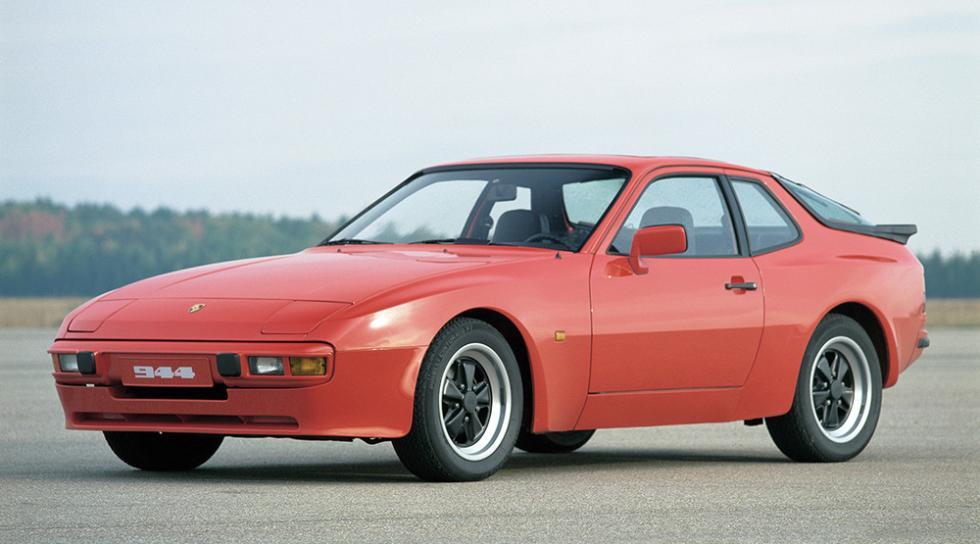Porsche 944 - 1982-1991 - 6.000 euros