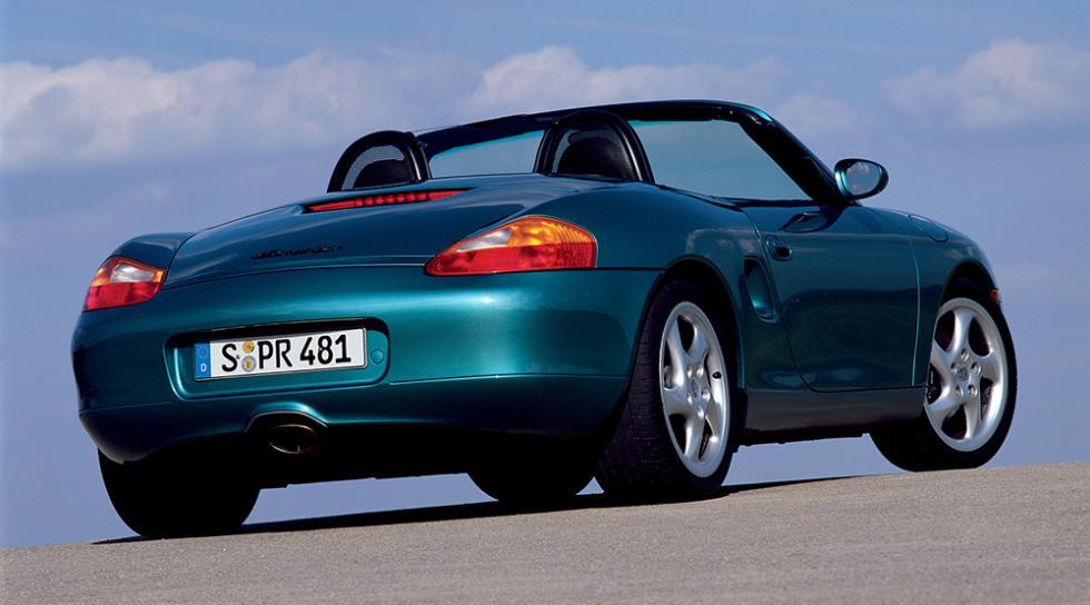 Porsche Bosxter - 1996-2004 - 9.000 euros