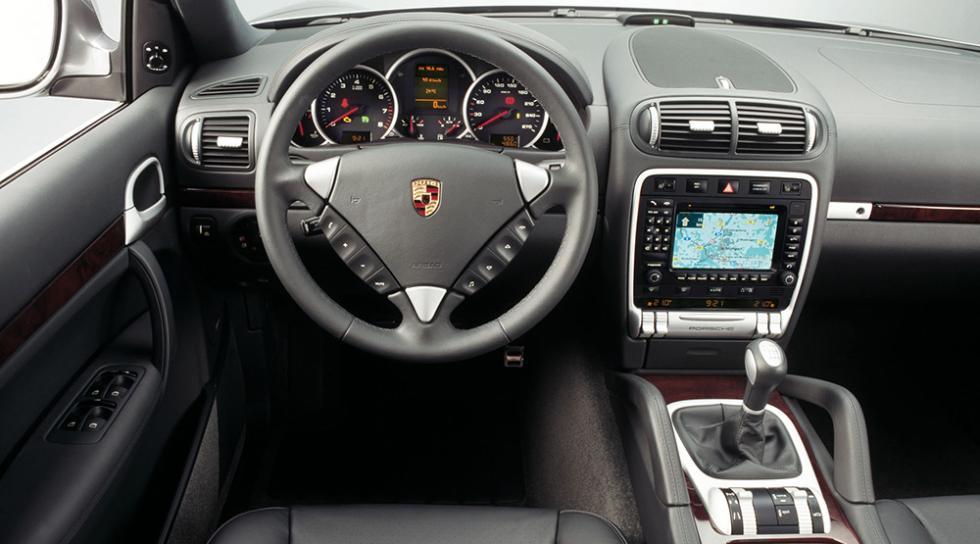 Porsche Cayenne - 2002-2010 - 12.000 euros
