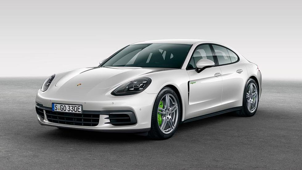 Porsche Panamera 4 E-Hybrid 2017 (IV)