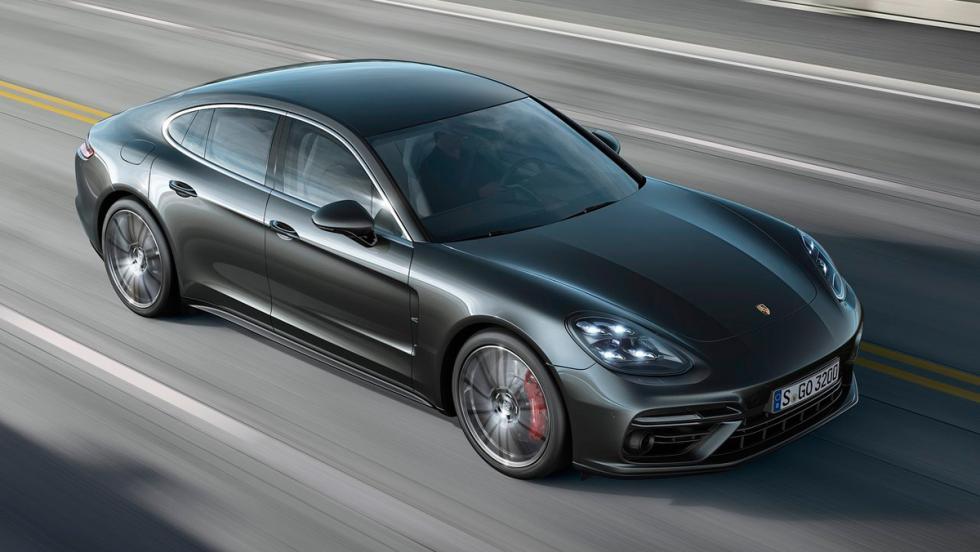 Porsche Panamera 4.0 V8 4S