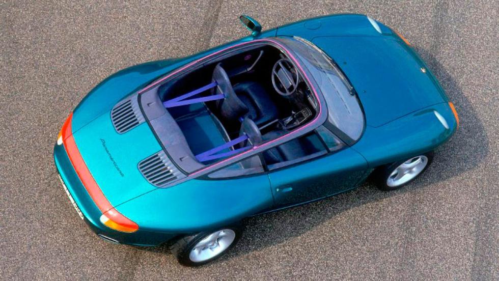 Porsche Panamericana concept (II)