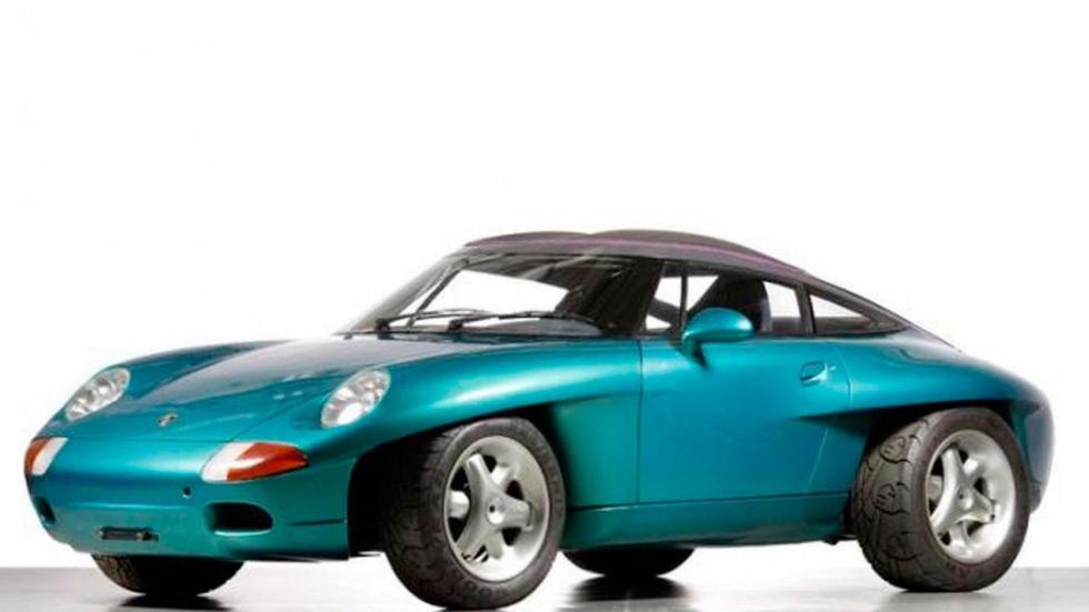 Porsche Panamericana concept (IV)