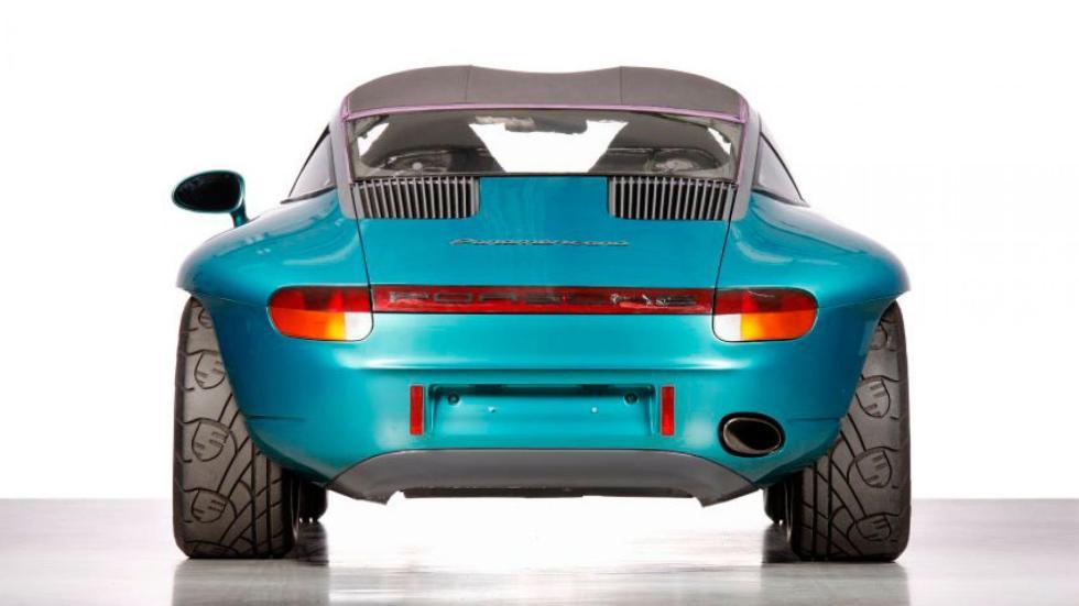 Porsche Panamericana concept (V)