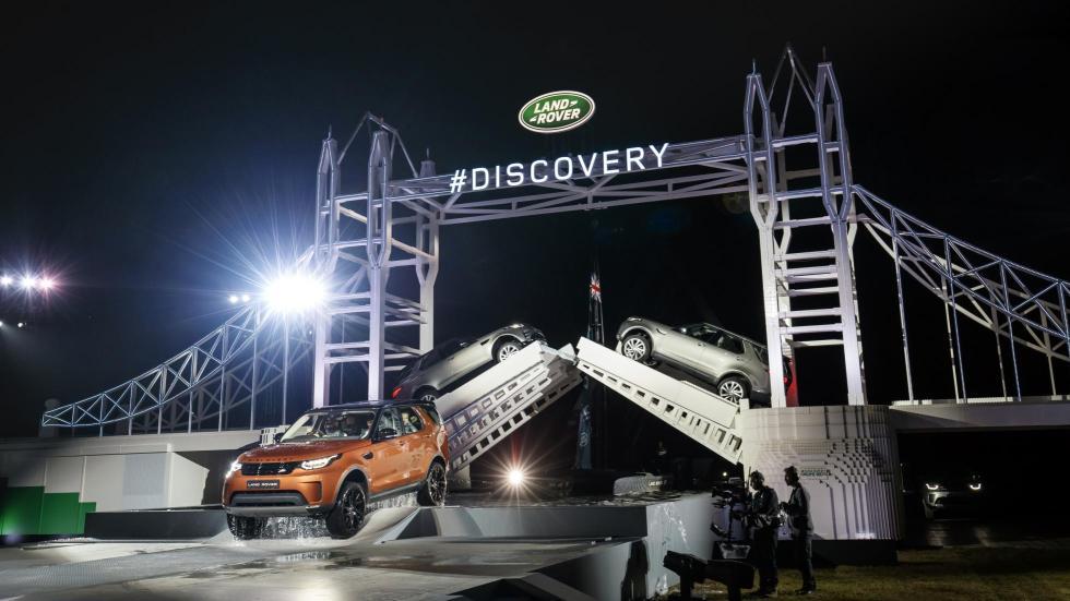 Presentación Land Rover Discovery 2017 (II)