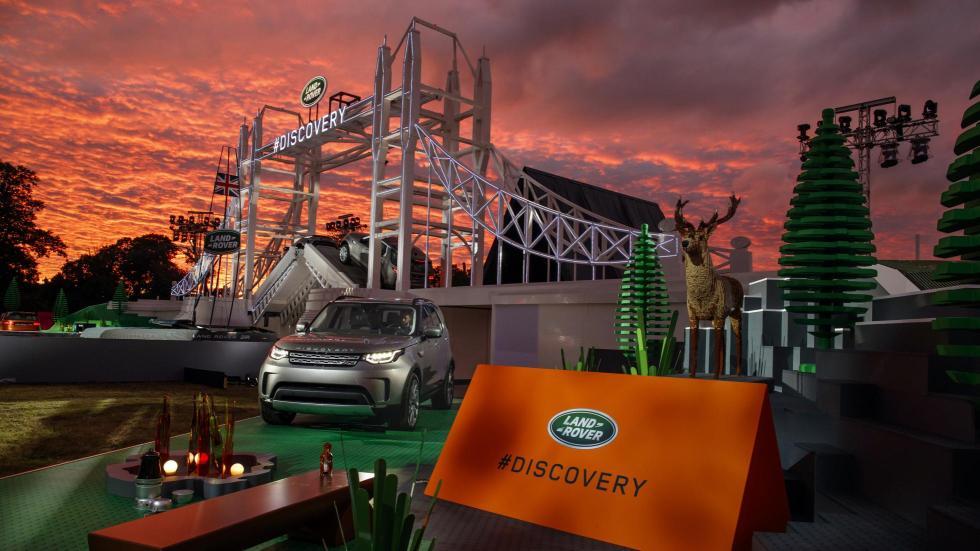 Presentación Land Rover Discovery 2017 (VI)
