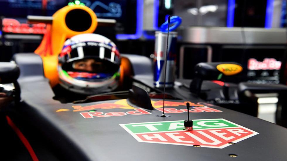 Los relojes de la F1