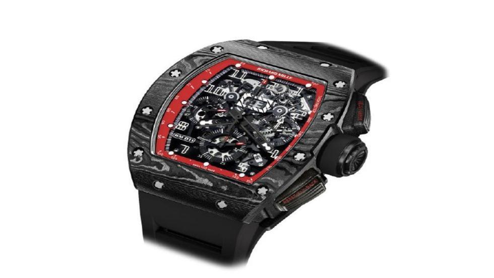 Richard Mille: Los relojes de McLaren y Haas