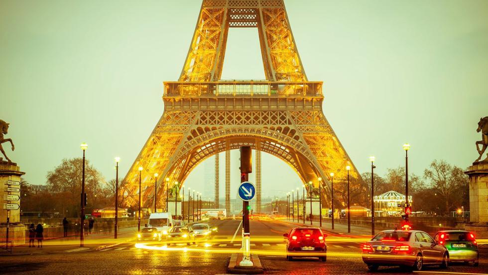 El Salón de París 2016