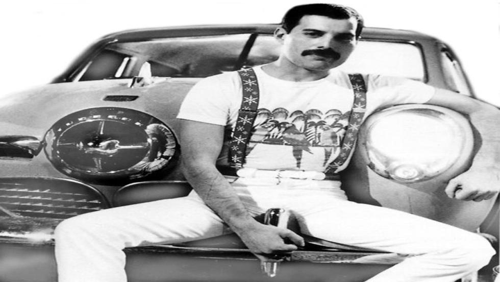 El Studebaker del 50 de Fredie Mercury