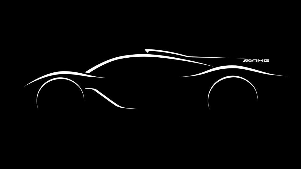 Superdeportivo híbrido Mercedes-AMG