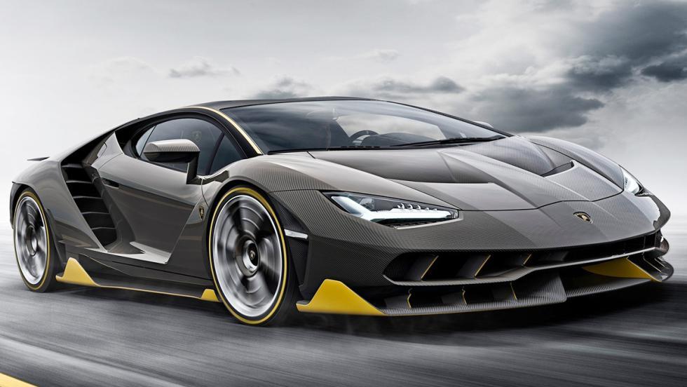 Todos los coches de Transformers 5: Lamborghini Centenario