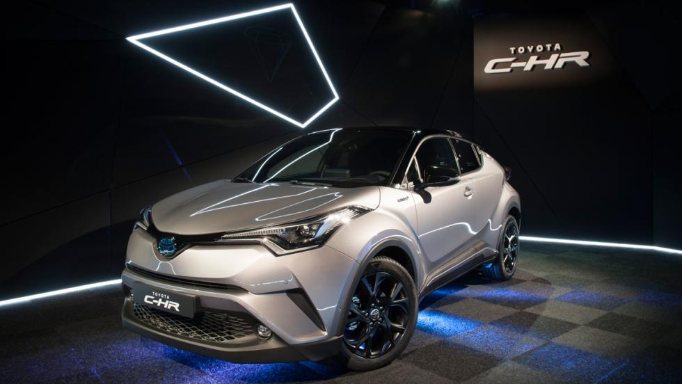 Toyota CH-R Launch Edition (I)
